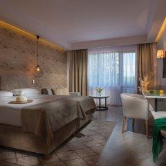 Отель Algara Beach Hotel - All Inclusive Болгария, Кранево - отзывы, цены и фото номеров - забронировать отель Algara Beach Hotel - All Inclusive онлайн комната для гостей фото 3