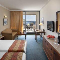 Golden Crown Hotel Израиль, Инбар - отзывы, цены и фото номеров - забронировать отель Golden Crown Hotel онлайн комната для гостей фото 5