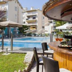Отель Suites Cannes Croisette Франция, Канны - 2 отзыва об отеле, цены и фото номеров - забронировать отель Suites Cannes Croisette онлайн бассейн фото 3