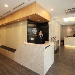 Отель SKYPARK Myeongdong II Южная Корея, Сеул - 1 отзыв об отеле, цены и фото номеров - забронировать отель SKYPARK Myeongdong II онлайн интерьер отеля фото 3
