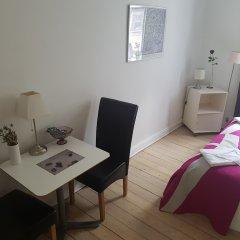 Апартаменты Classic Copenhagen City Apartment Копенгаген комната для гостей фото 4