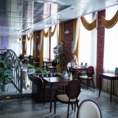 Гостиница Охтинская гостиничный бар фото 2