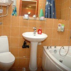 Гостиница Dnepropetrovsk Center Украина, Днепр - отзывы, цены и фото номеров - забронировать гостиницу Dnepropetrovsk Center онлайн ванная фото 2