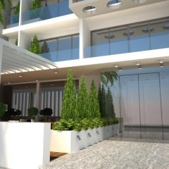 The Ciao Stelio Deluxe Hotel in Larnaca, Cyprus from 146$, photos, reviews - zenhotels.com parking