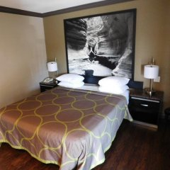 Отель Super 8 by Wyndham Los Angeles США, Лос-Анджелес - отзывы, цены и фото номеров - забронировать отель Super 8 by Wyndham Los Angeles онлайн комната для гостей