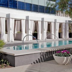 Отель Jet Luxury at the Vdara Condo Hotel США, Лас-Вегас - отзывы, цены и фото номеров - забронировать отель Jet Luxury at the Vdara Condo Hotel онлайн вид на фасад