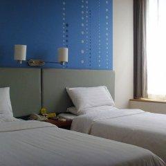 Отель Piao Home Inn Beijing Qianmen Китай, Пекин - отзывы, цены и фото номеров - забронировать отель Piao Home Inn Beijing Qianmen онлайн комната для гостей фото 3