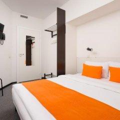 Гостиница Станция L1 Стандартный номер с двуспальной кроватью фото 9