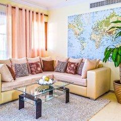 Отель Punta Cana Penthouse Доминикана, Пунта Кана - отзывы, цены и фото номеров - забронировать отель Punta Cana Penthouse онлайн комната для гостей фото 3