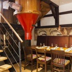Отель Forsthaus Heiligenberg гостиничный бар
