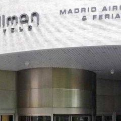 Отель Pullman Madrid Airport & Feria Мадрид парковка