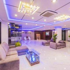 River Front Krabi Hotel интерьер отеля