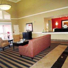 Отель Extended Stay America - Columbus - Polaris США, Колумбус - отзывы, цены и фото номеров - забронировать отель Extended Stay America - Columbus - Polaris онлайн интерьер отеля фото 3