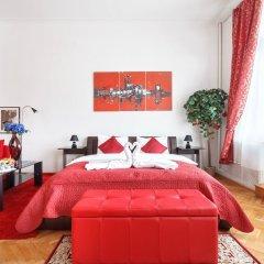 Гостиница IZBA Red Square Guest House комната для гостей
