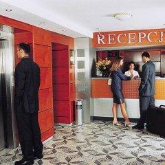 Отель Logos Краков интерьер отеля