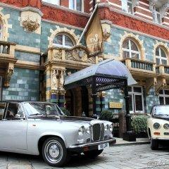 Отель Taj 51 Buckingham Gate, Suites and Residences городской автобус