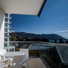 Отель Sea & Sky Lux Черногория, Будва - отзывы, цены и фото номеров - забронировать отель Sea & Sky Lux онлайн балкон
