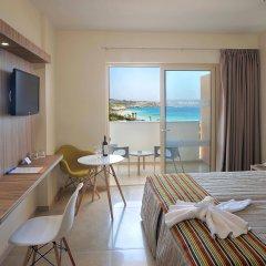 Nelia Beach Hotel комната для гостей фото 5