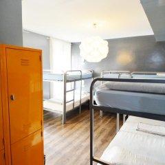 Los Amigos Hostel комната для гостей фото 4