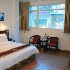 Отель Huong Giang Ханой комната для гостей фото 3