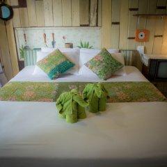 Отель Phranakorn-Nornlen Hotel Таиланд, Бангкок - отзывы, цены и фото номеров - забронировать отель Phranakorn-Nornlen Hotel онлайн комната для гостей фото 5