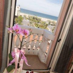 Отель President Италия, Римини - 1 отзыв об отеле, цены и фото номеров - забронировать отель President онлайн балкон
