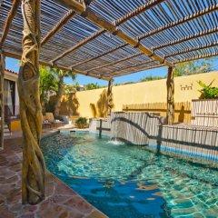 Отель Villa Estrella De Mar Мексика, Сан-Хосе-дель-Кабо - отзывы, цены и фото номеров - забронировать отель Villa Estrella De Mar онлайн бассейн