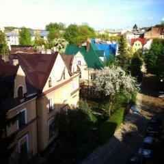 LH Hotel & SPA Львов балкон