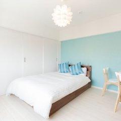Отель Residence Tenjinn Minami Япония, Фукуока - отзывы, цены и фото номеров - забронировать отель Residence Tenjinn Minami онлайн комната для гостей фото 5