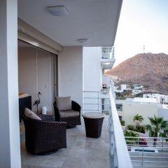 Отель Cascadas de Pedregal 311 2 BR by Casago Педрегал балкон