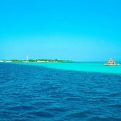 Отель Surf Inn Maldives пляж