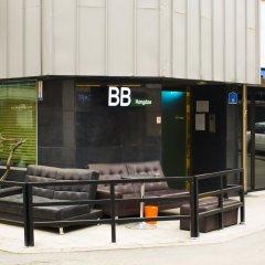 KW Hongdae Hostel гостиничный бар