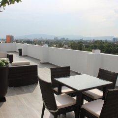 Отель Eco Hotel Guadalajara Expo Мексика, Гвадалахара - отзывы, цены и фото номеров - забронировать отель Eco Hotel Guadalajara Expo онлайн питание фото 2
