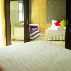 Отель Krabi Tipa Resort балкон