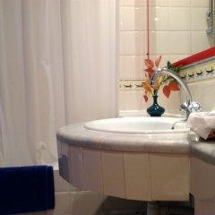 Отель La Gondole Сусс ванная