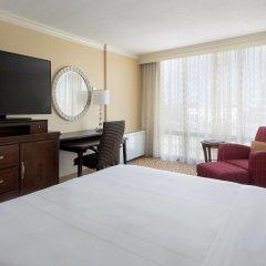Отель Chicago Marriott Oak Brook удобства в номере фото 2
