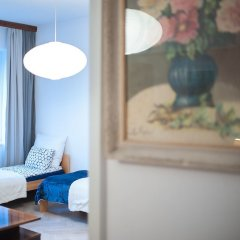 Отель 4Culture Apart удобства в номере