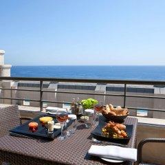 Отель Hyatt Regency Nice Palais De La Mediterranee Ницца балкон
