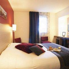 Отель Hôtel du Parc Франция, Сомюр - отзывы, цены и фото номеров - забронировать отель Hôtel du Parc онлайн комната для гостей фото 3