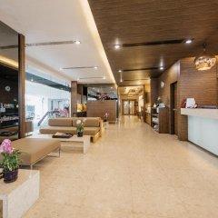 Отель Cnc Residence Бангкок интерьер отеля