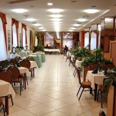 Отель Benczúr Будапешт питание