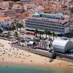 Hotel Baia пляж фото 2