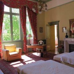 Отель Chateau De Verrieres Сомюр удобства в номере
