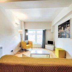 Отель Home Central Apartment Великобритания, Эдинбург - отзывы, цены и фото номеров - забронировать отель Home Central Apartment онлайн комната для гостей фото 5
