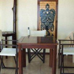 Отель Village Temanuata Французская Полинезия, Бора-Бора - отзывы, цены и фото номеров - забронировать отель Village Temanuata онлайн балкон