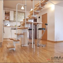 Апартаменты P&O Apartments Podwale 2 в номере фото 2