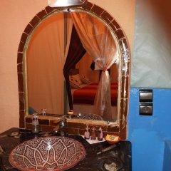 Отель Sahara Dream Camp Марокко, Мерзуга - отзывы, цены и фото номеров - забронировать отель Sahara Dream Camp онлайн ванная фото 2