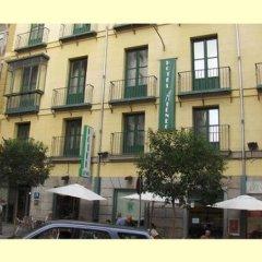 Отель Ateneo Puerta del Sol балкон