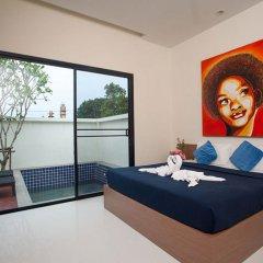 Отель Anchan Private Pool Villas комната для гостей фото 5