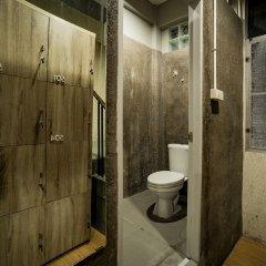 Born Free Hostel Vista Бангкок ванная
